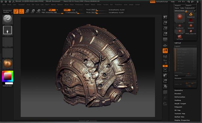 Org 3d моделирование, рендеринг и плагины для них скачать торрент zbrush 4r