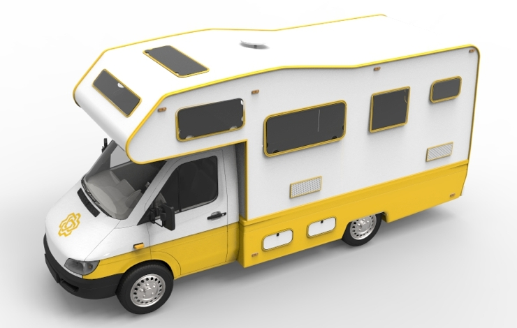 Rhino 5 model